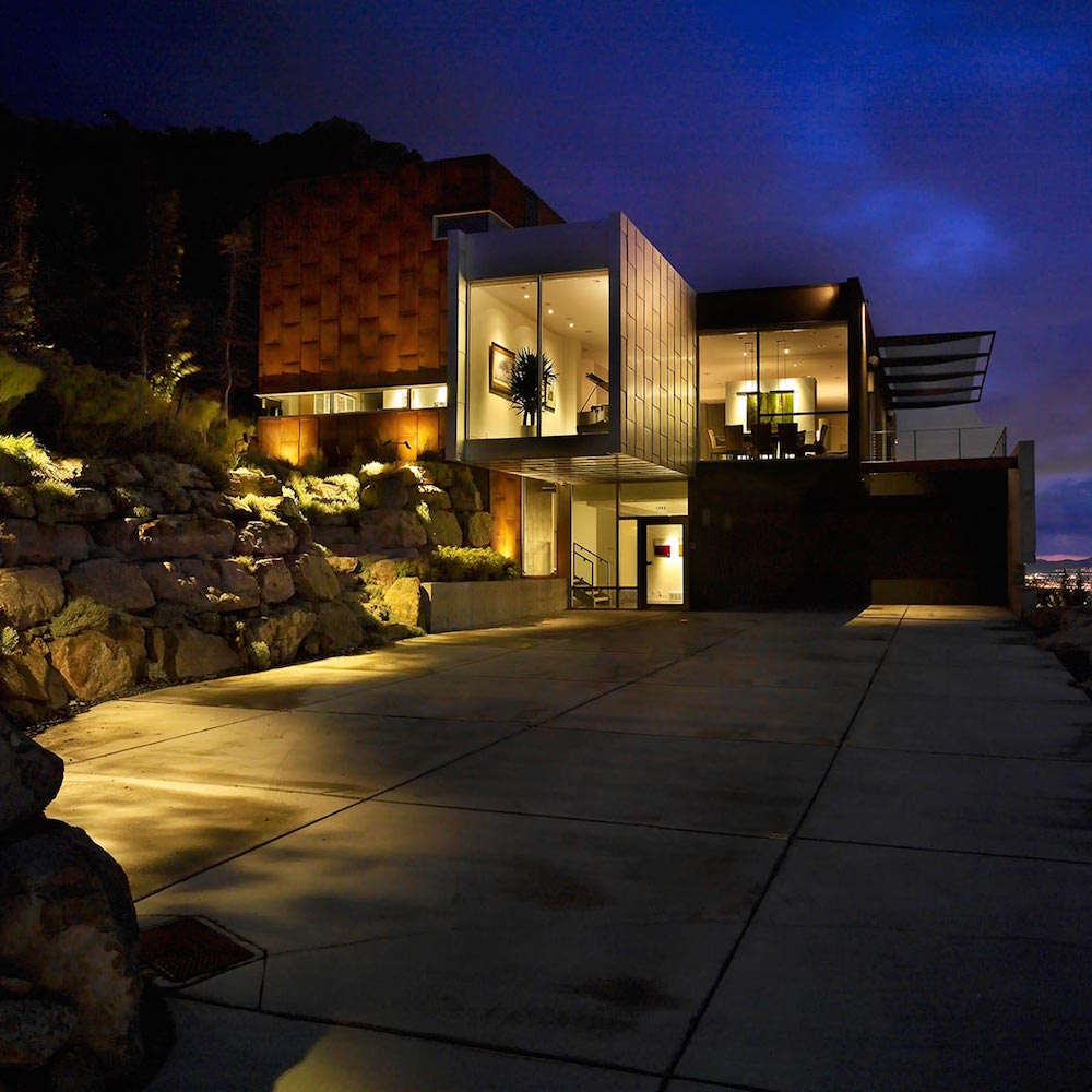 Residential Security Lighting  Add More Protection Against
