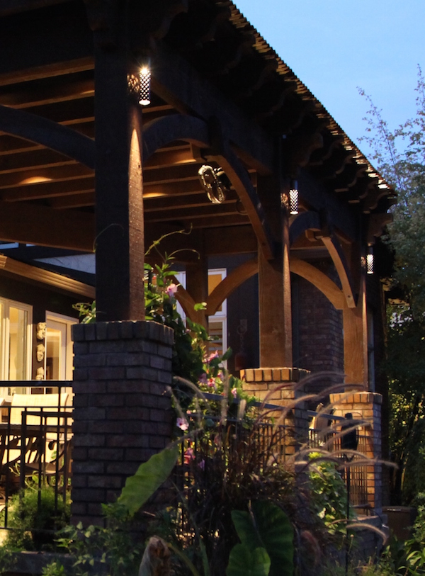 How much does pergola lighting cost?'