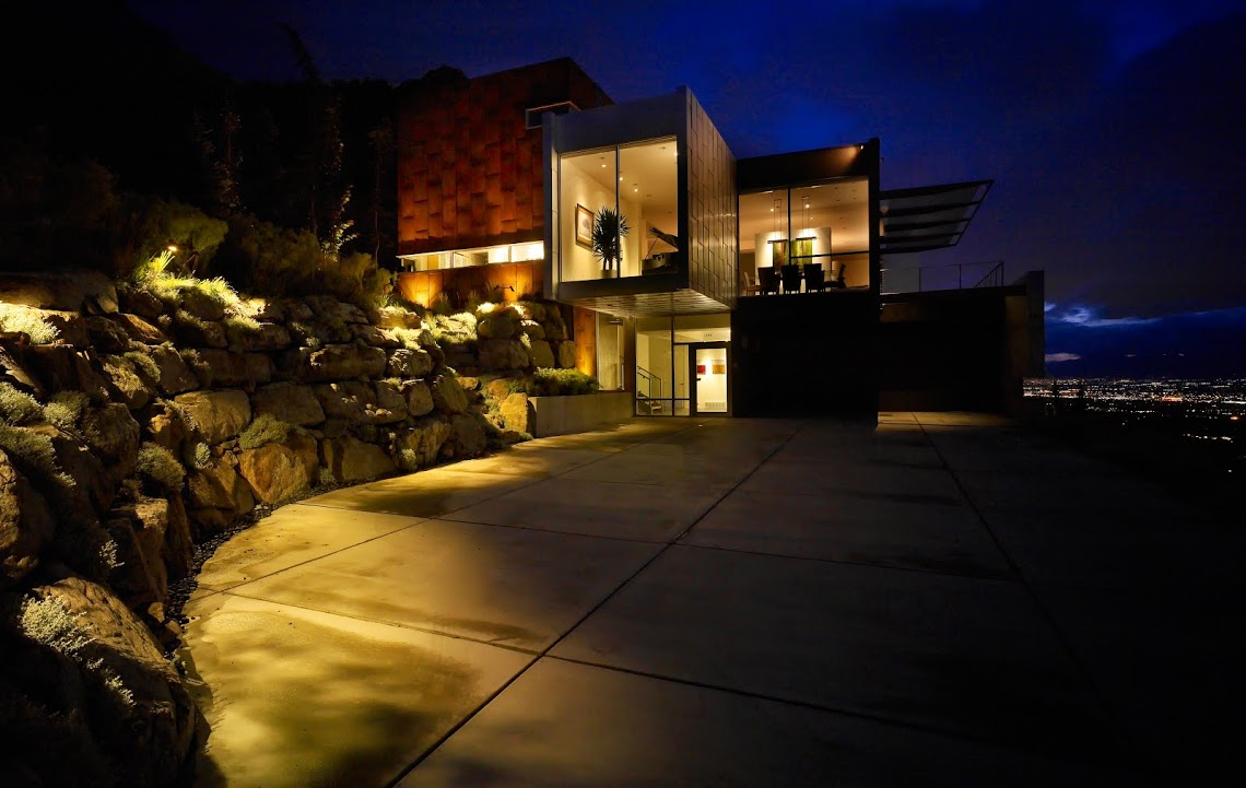 repair your landscape lighting system