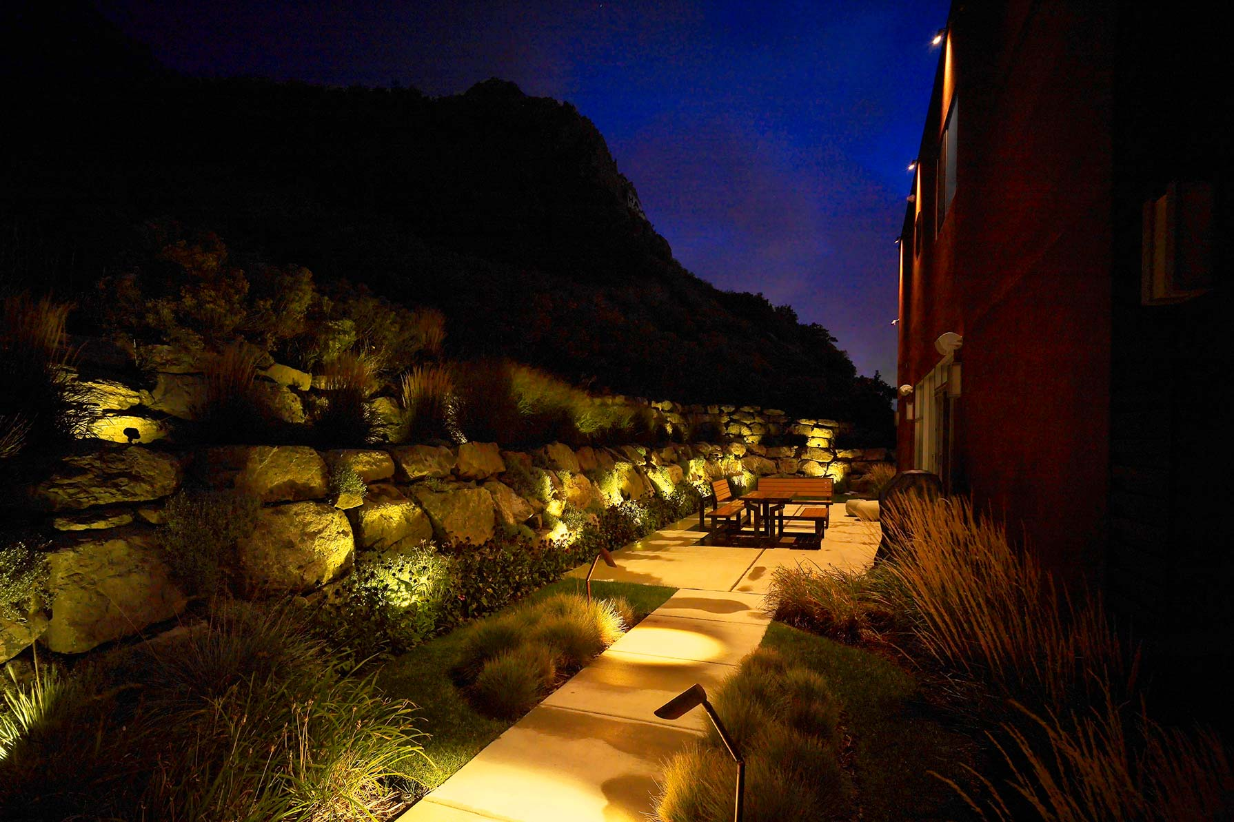 Wall and Wash Lighting Ideas and Pictures