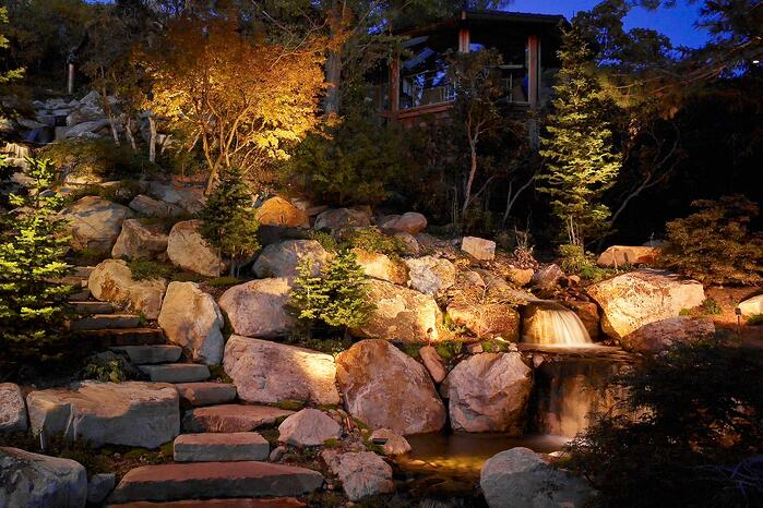 best outdoor improvements outdoor lighting