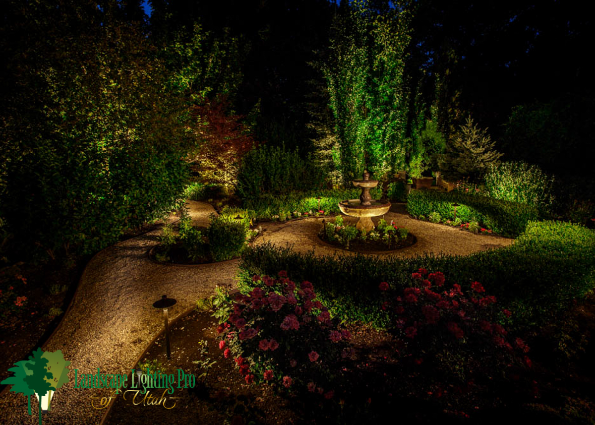 English Garden Lighting