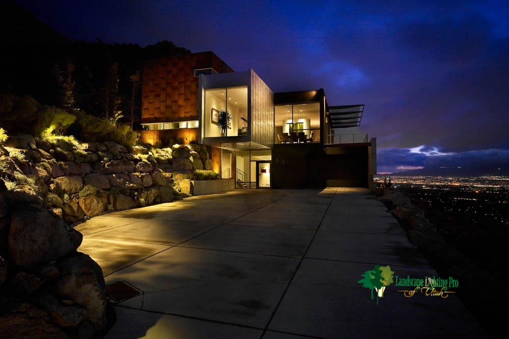 Architectural Accent Lighting, Salt Lake City Utah