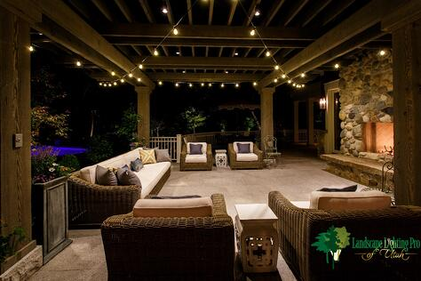 Holladay Patio Lighting