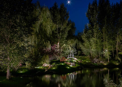 Pond-Lighting-Salt-Lake-City-Utah-8