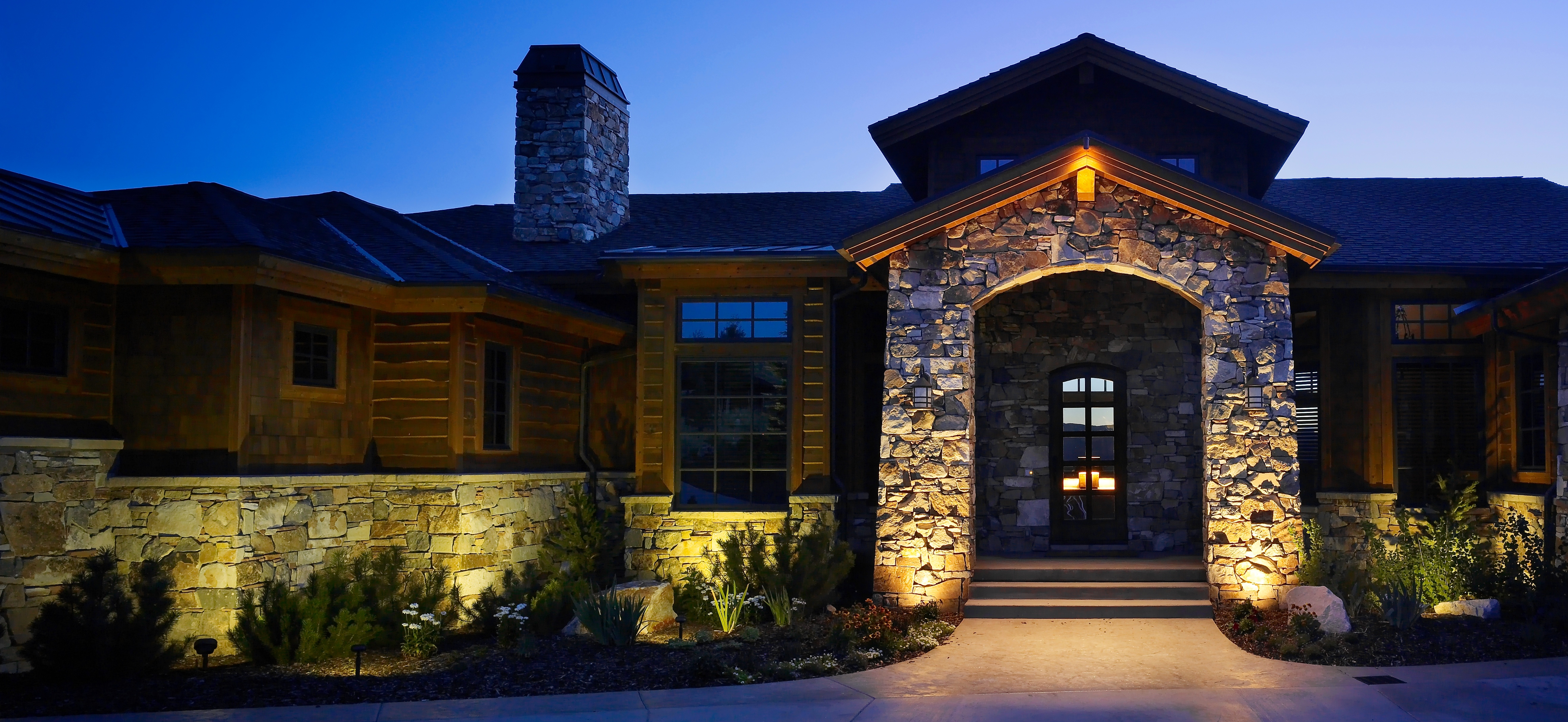 Residential Security Lighting