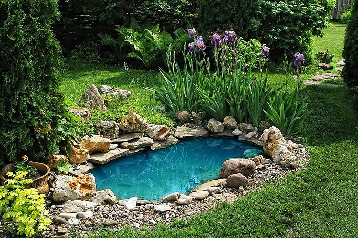 best home improvement water features