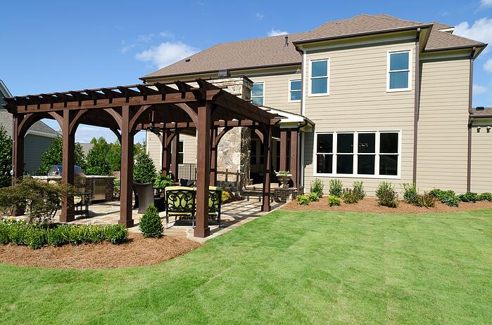pergola best home improvements
