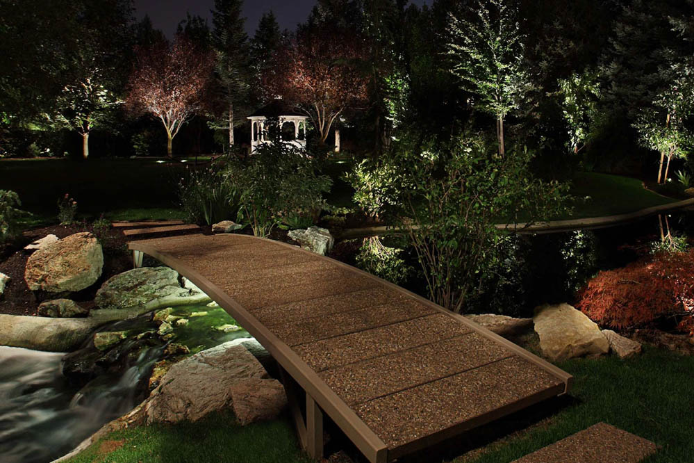 The 3 Best Wash Lighting Techniques to Create a Beautiful Outdoor