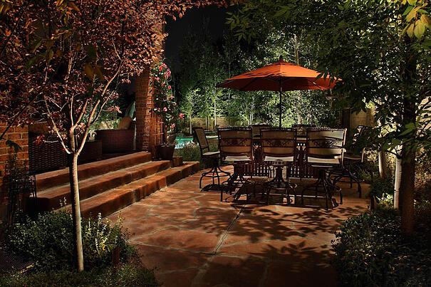 What is the cost for landscape lighting design installation patio and down lighting sandy utah 1g aloadofball Gallery