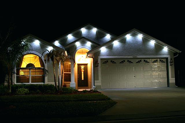 How To Enhance Recessed Soffit Lighting With Beautiful Up
