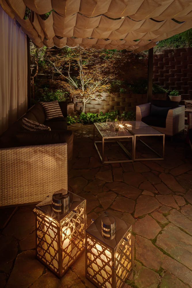 Patio Lighting Ideas