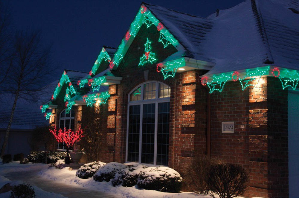 christmas and holiday lighting ideas - Low Voltage Christmas Lights