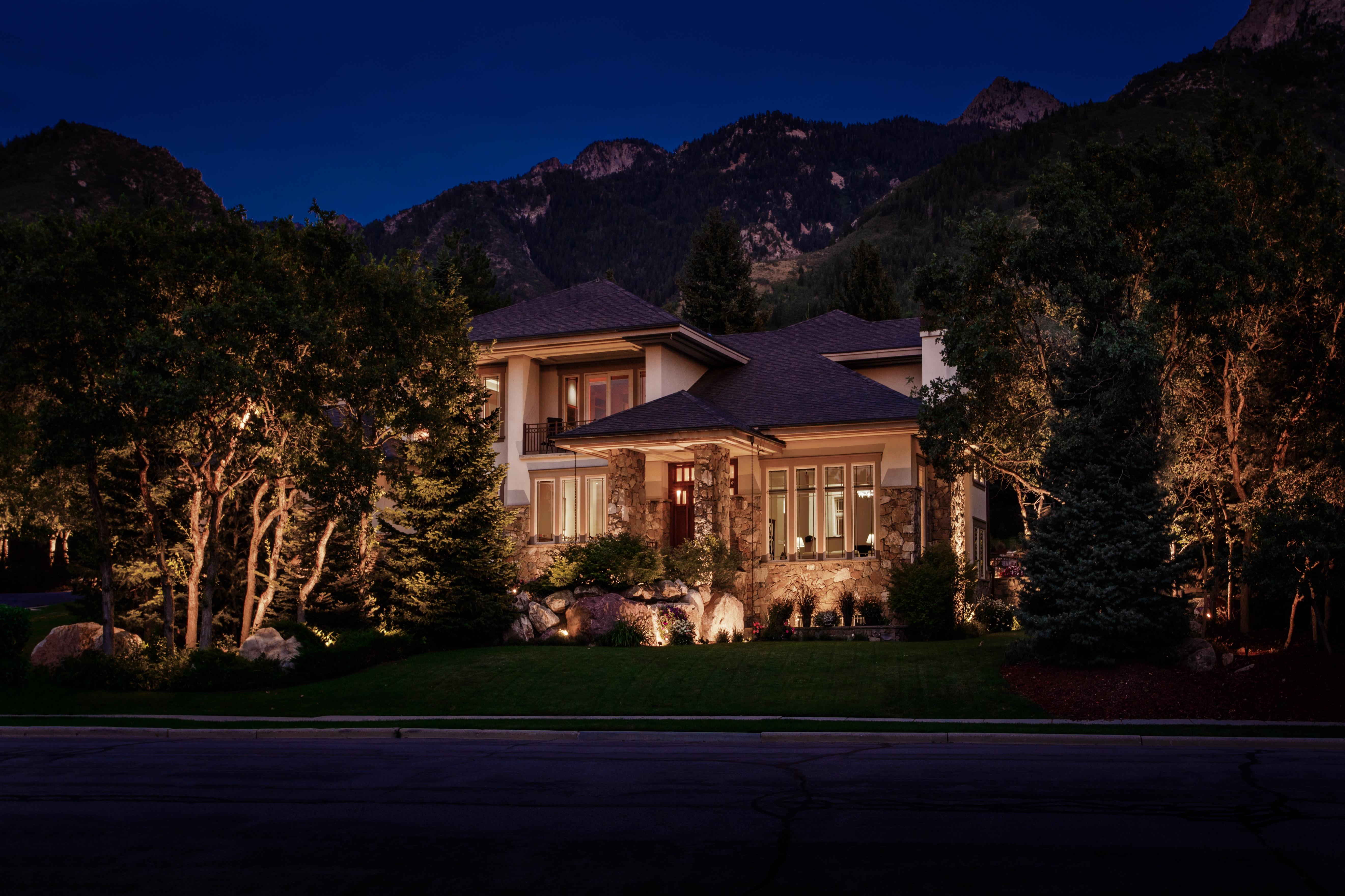 SLC Security Home Lighting