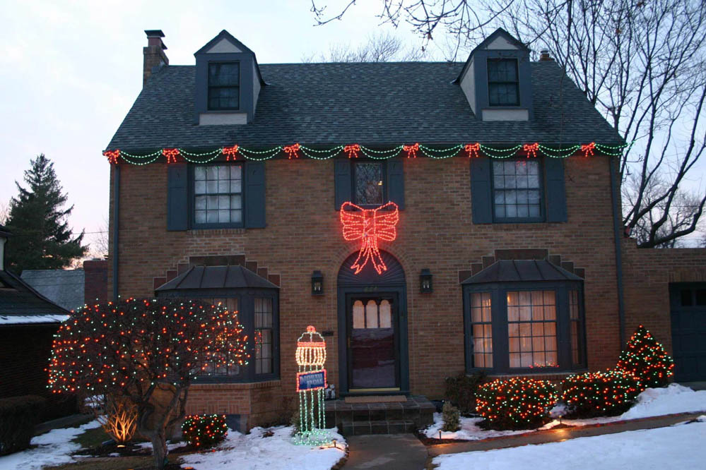 Christmas and Holiday Light Ideas