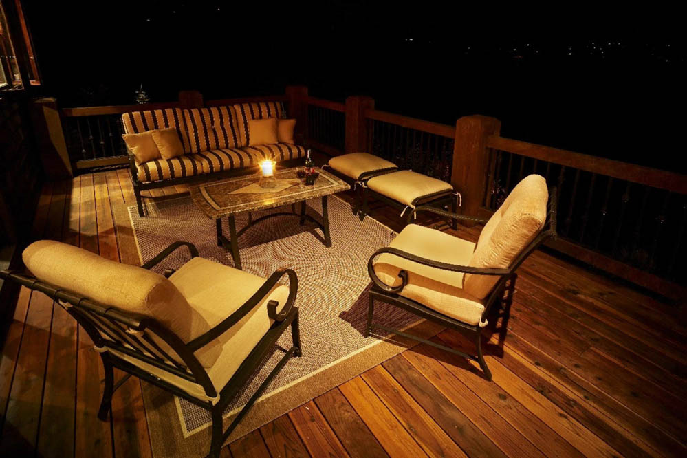 More than just posts and steps 7 deck lighting ideas aloadofball Choice Image