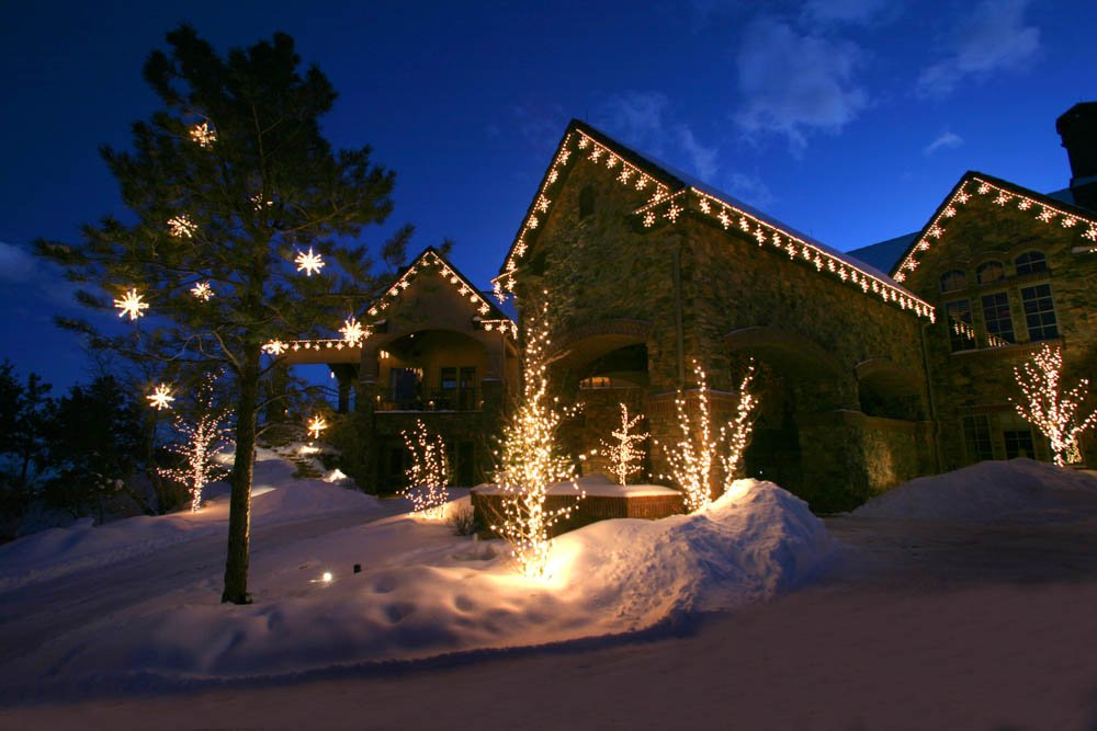 Holiday and Christmas Lighting Ideas