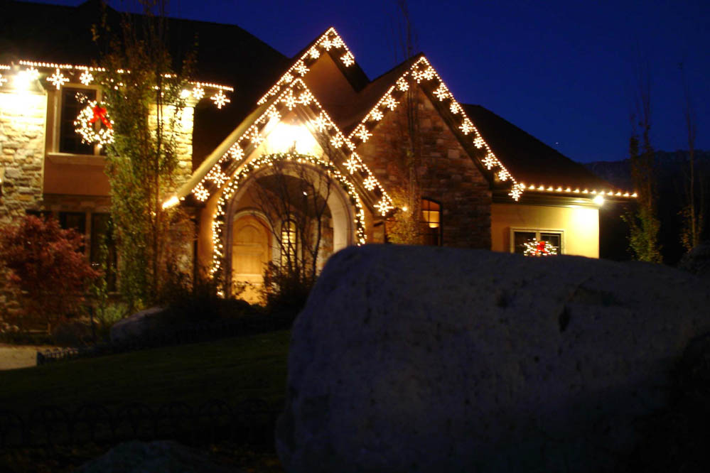 Christmas and Holiday Lighting Ideas