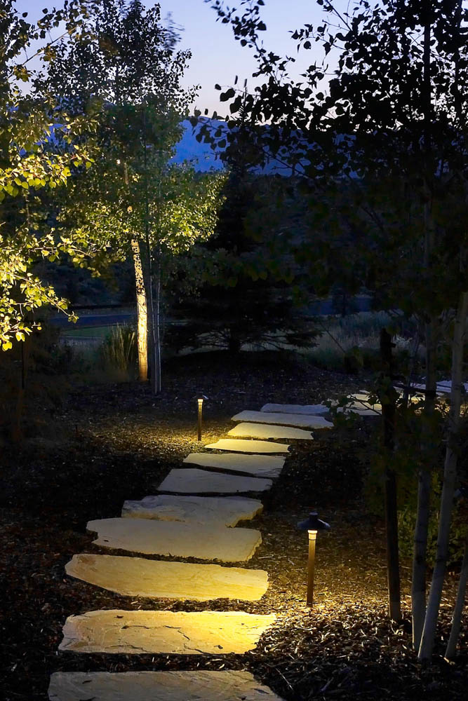 Pathway and step lighting ideas & Pathway and Step Lighting Ideas and Pictures